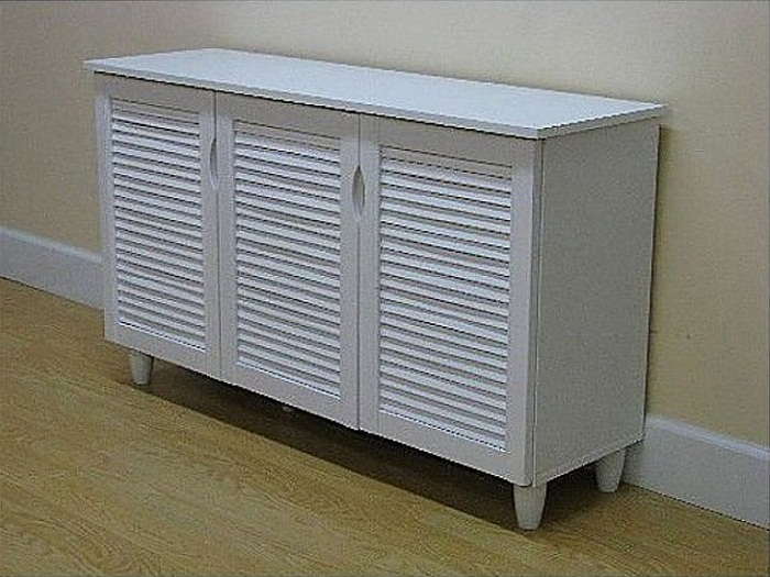 Storage Cabinet With Doors For Home Interior Decoration