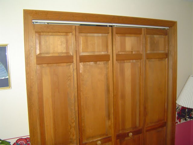Custom Bifold Closet Doors : Bifold closet doors ideas and design — plywoodchair