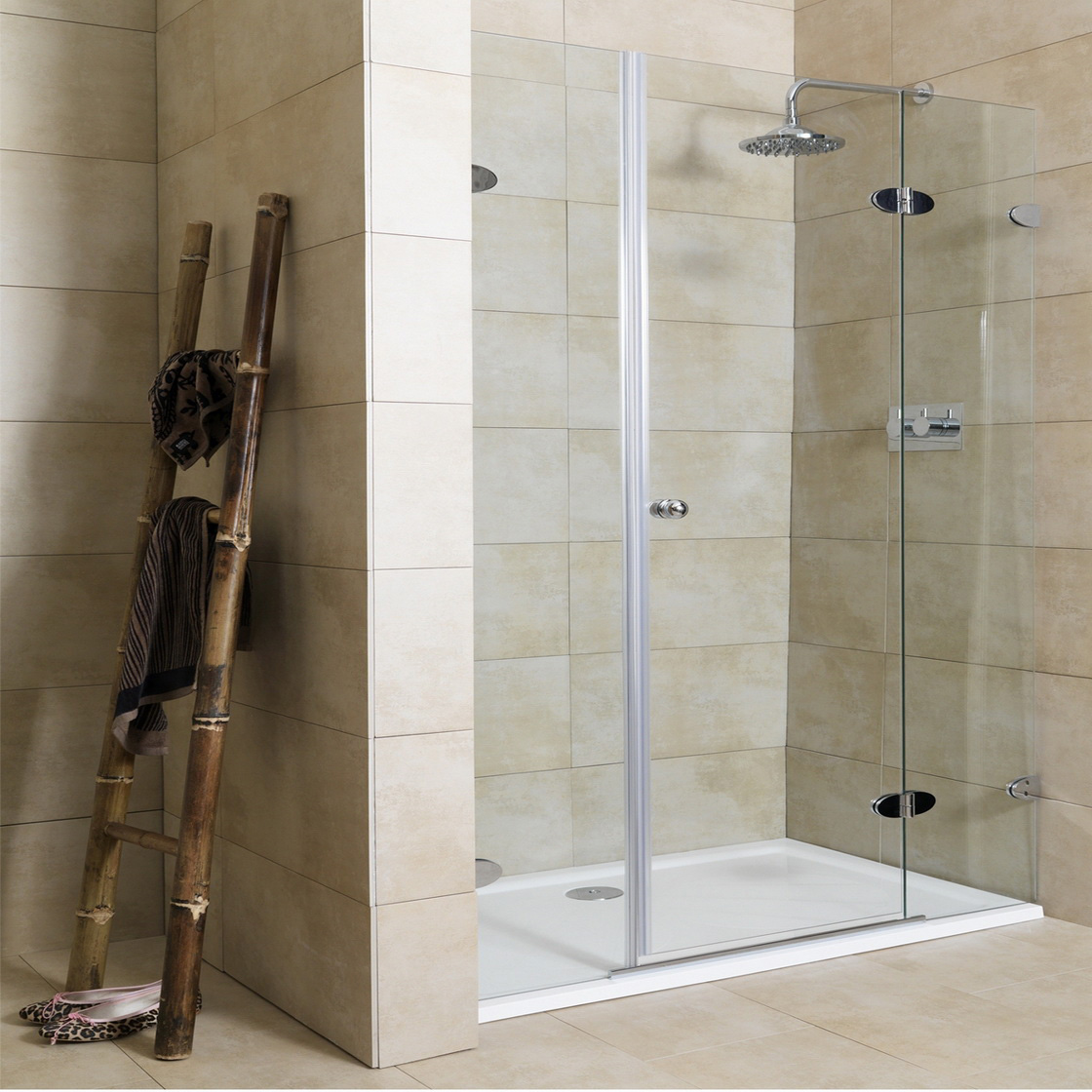 awesome frameless shower doors options ideas. Black Bedroom Furniture Sets. Home Design Ideas