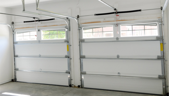 garage door torsion spring installation