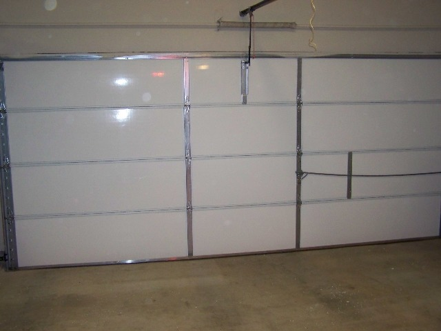 : garage doors insulated