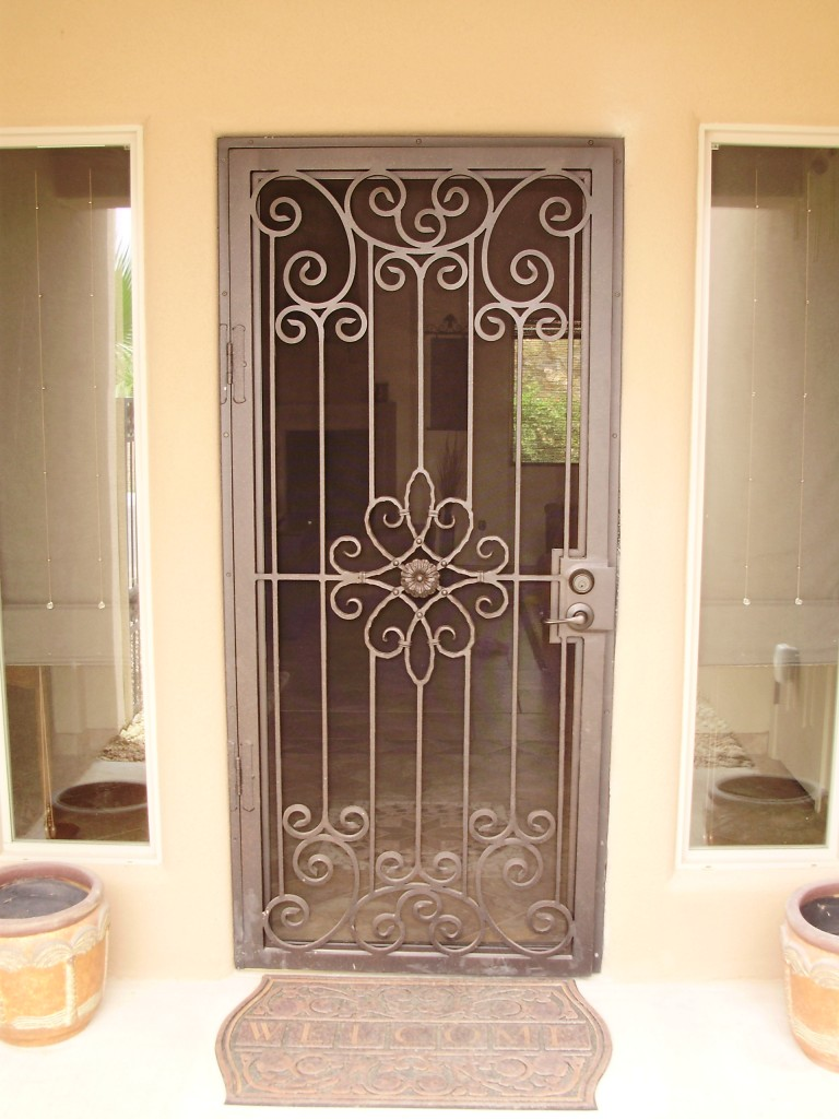 24 Top Security Doors Ideas for Your Home Security Purpose