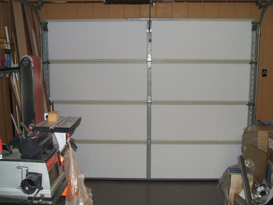 : insulated commercial garage doors