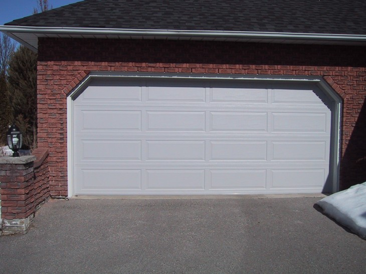 : insulated garage doors canada