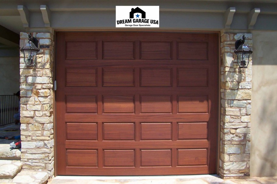 : insulated garage doors r value