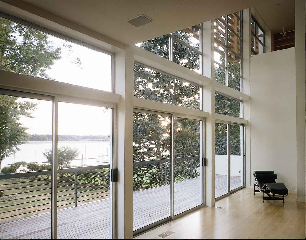 : internal double glazed doors