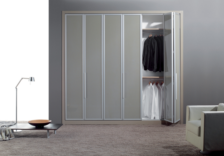 Mirrored Bifold Closet Doors Bifold Closet Doors Collection