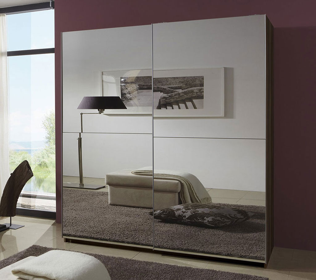 : mirrored sliding wardrobes fitted built in sliding wardrobes doors