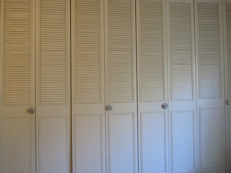 Awesome Louvered Closet Door Sizes Home Decor
