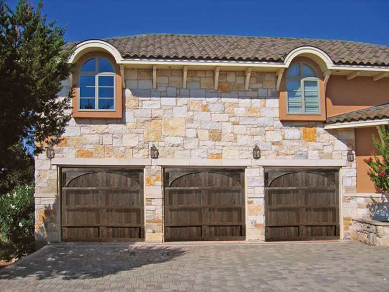 : rustic steel insulated garage doors traditional style insulated garage doors canada
