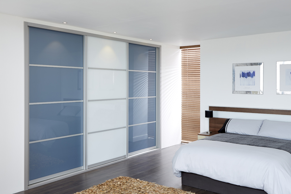 : sliding mirrored wardrobes awesome sliding doors for fitted wardrobes