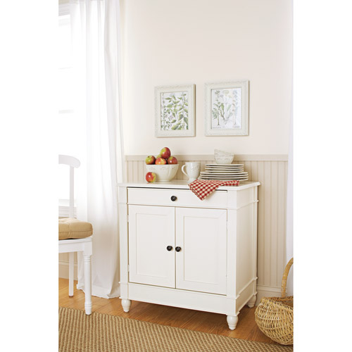 : small white kitchen storage cabinets with doors