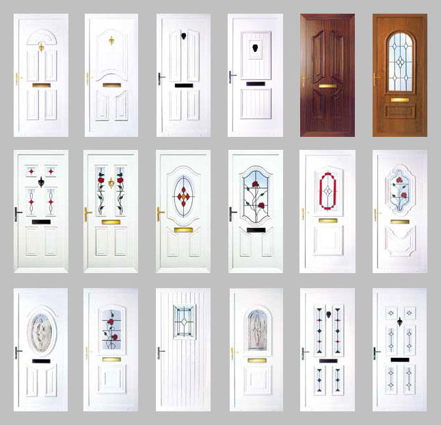 : upvc door designs