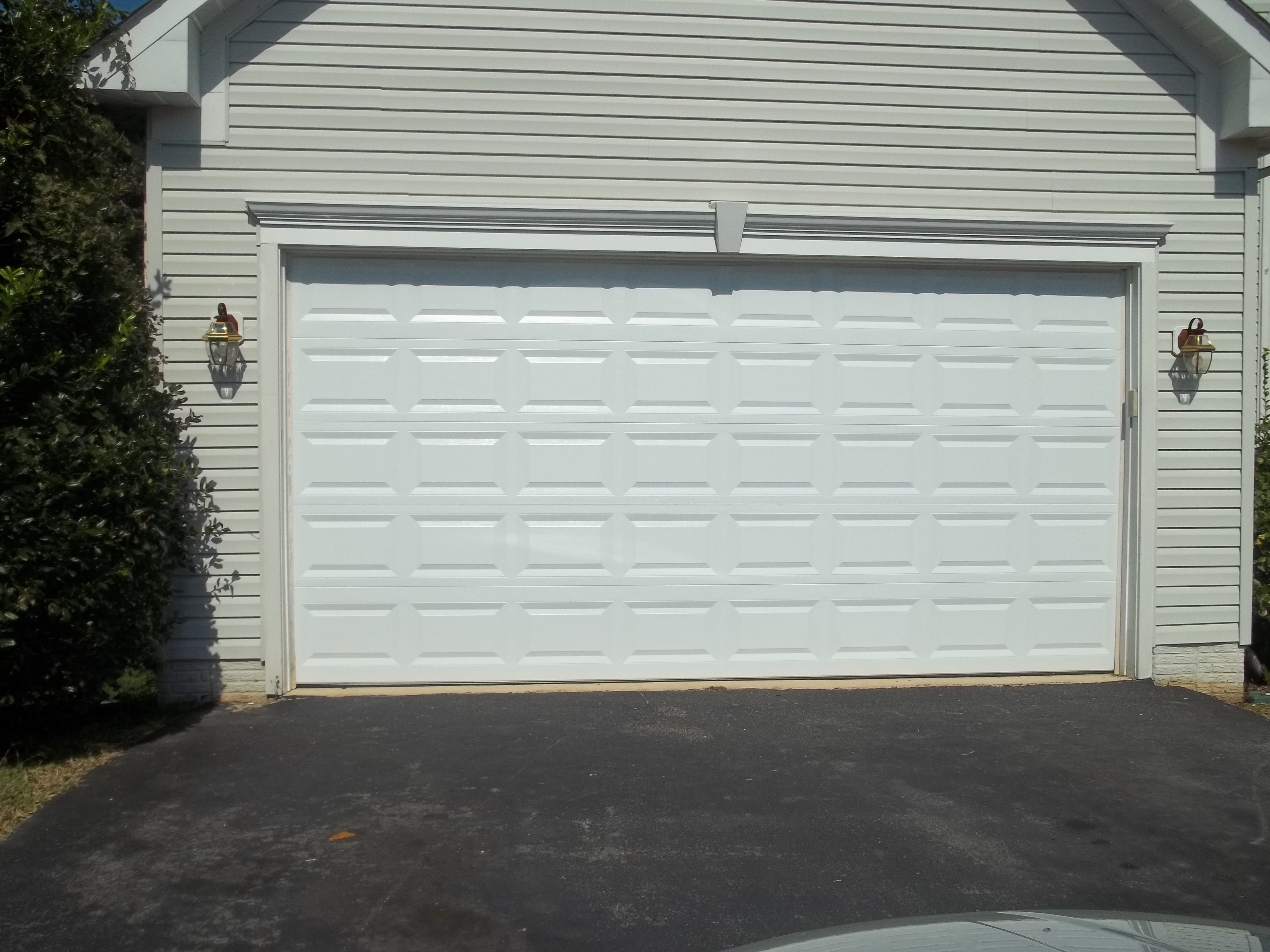 : wayne dalton insulated garage doors