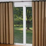 : window treatments for sliding glass patio doors