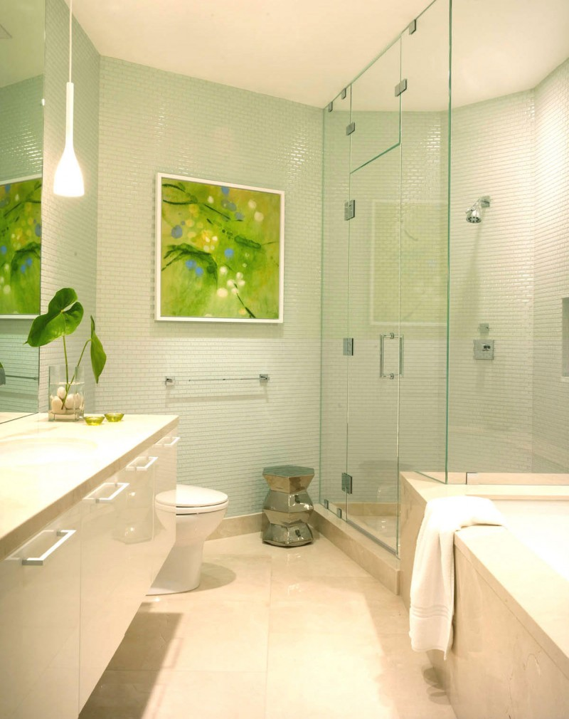 : Stunning ideas design bathroom shower corner transparent glass door