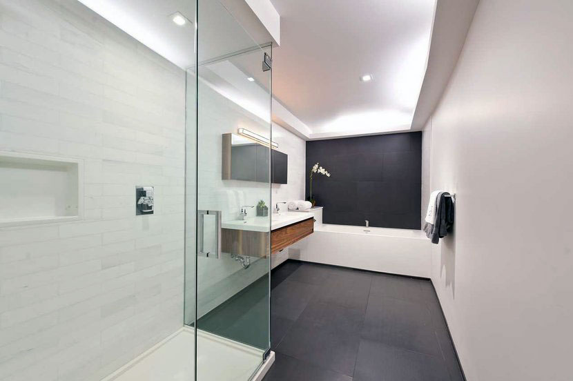 : custom frameless glass shower doors shower room ideas
