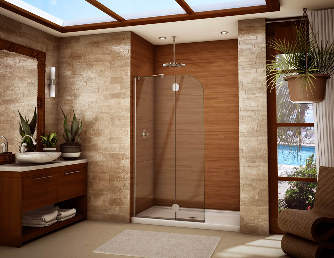 : walk in shower designs ideas steam shower doors glass frameless shower room design idea
