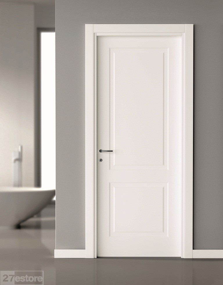 White Interior Door Design Ideas For Your Home