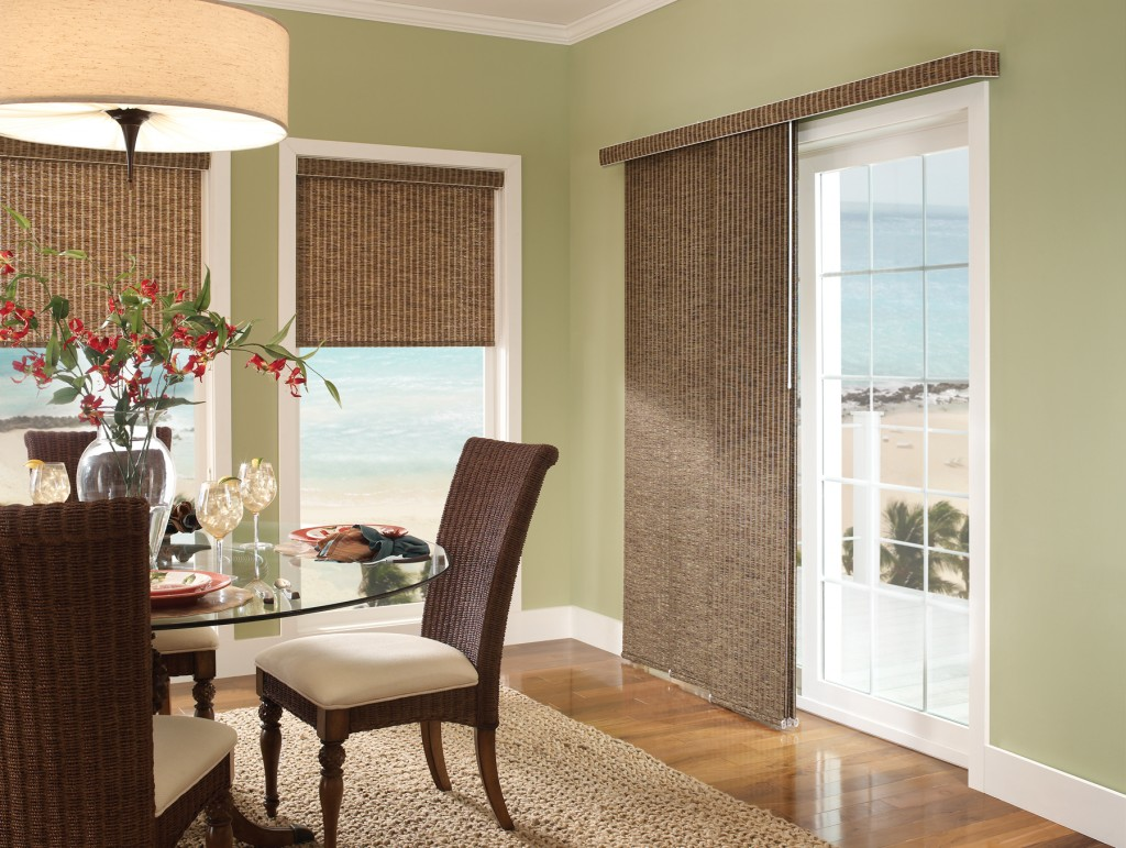 : best window treatments for sliding glass doors