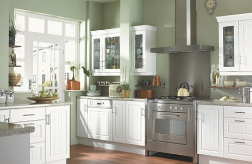 : fitted kitchens for small spaces