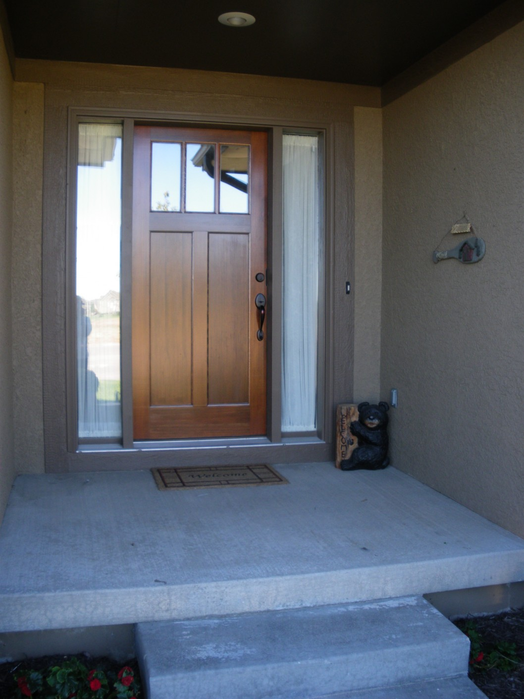 : solid timber entrance doors house doors design