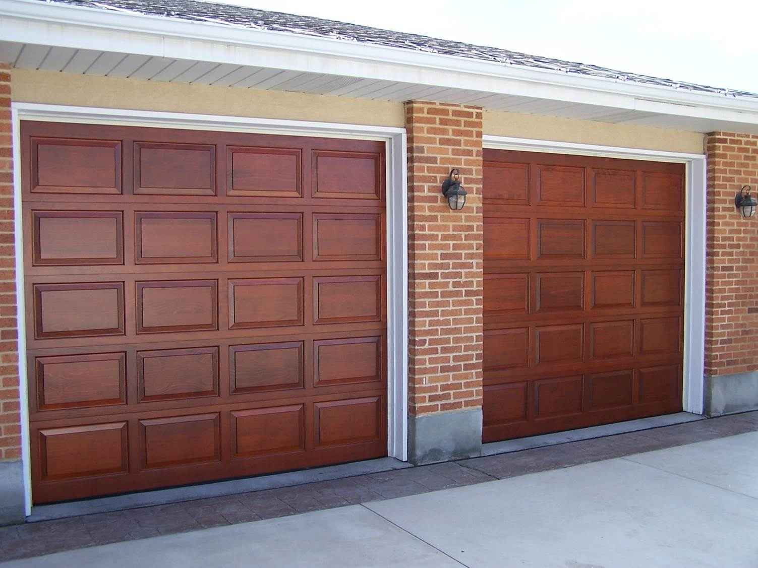 : up and over garage doors cool residential garage doors
