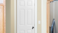 : white interior door frames designs