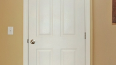: white interior door handles