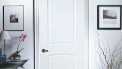 : white interior door paint