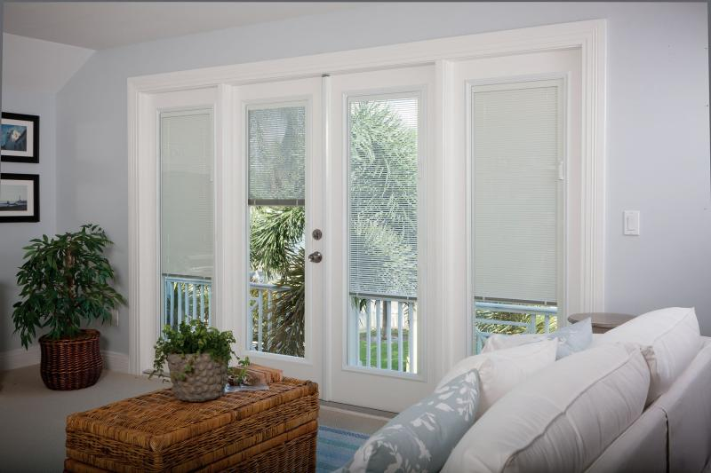 : window treatments for patio doors