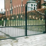 Wrought Iron Gates Design Ideas