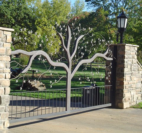 : wrought iron garden gates beautiful design driveway gate hinges