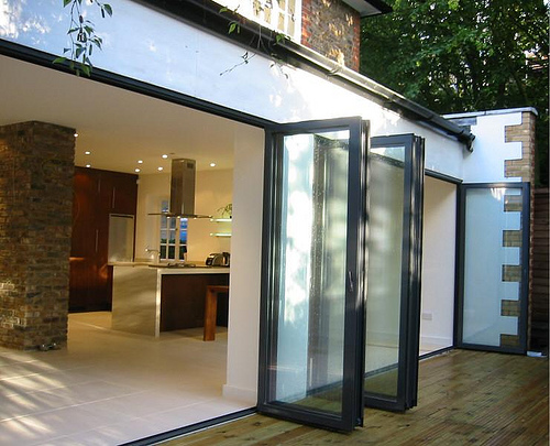 Bi Folding Doors Internal