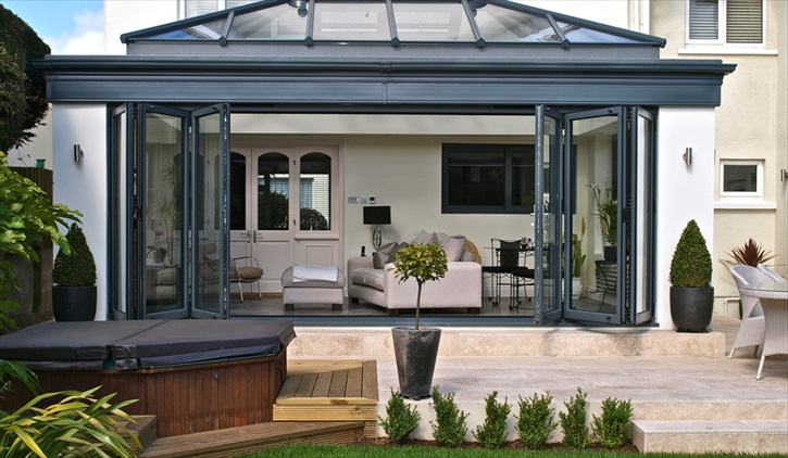 Bi Folding Patio Doors Designs Options To Beautify Your