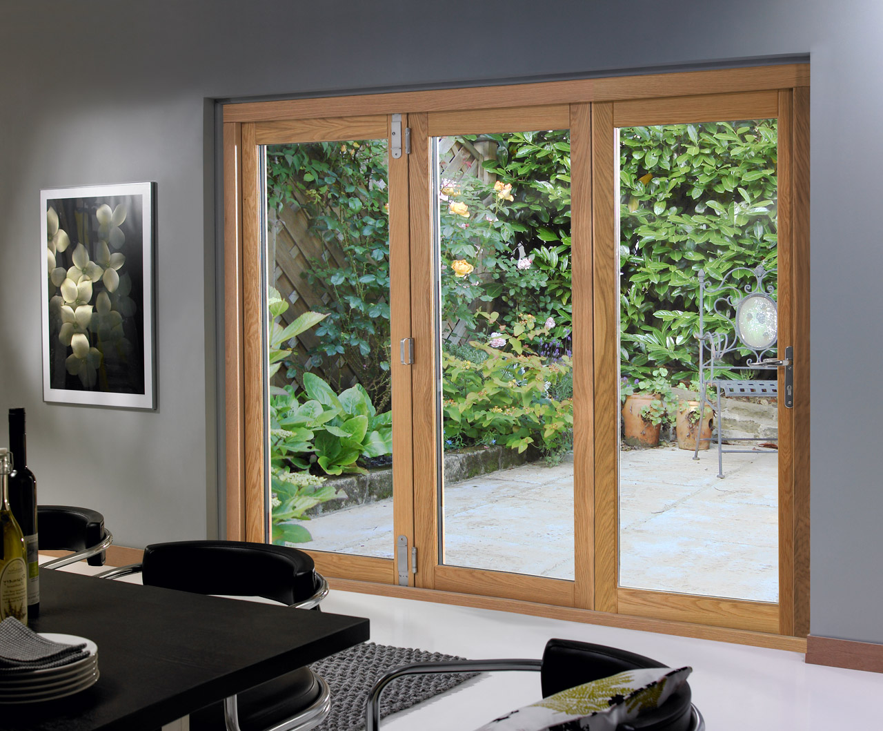 : Blinds For Bi Folding Doors