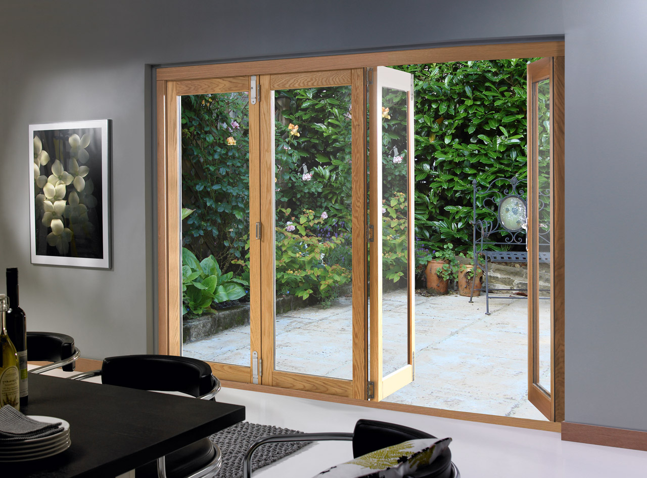 Cheap Bi Folding Doors
