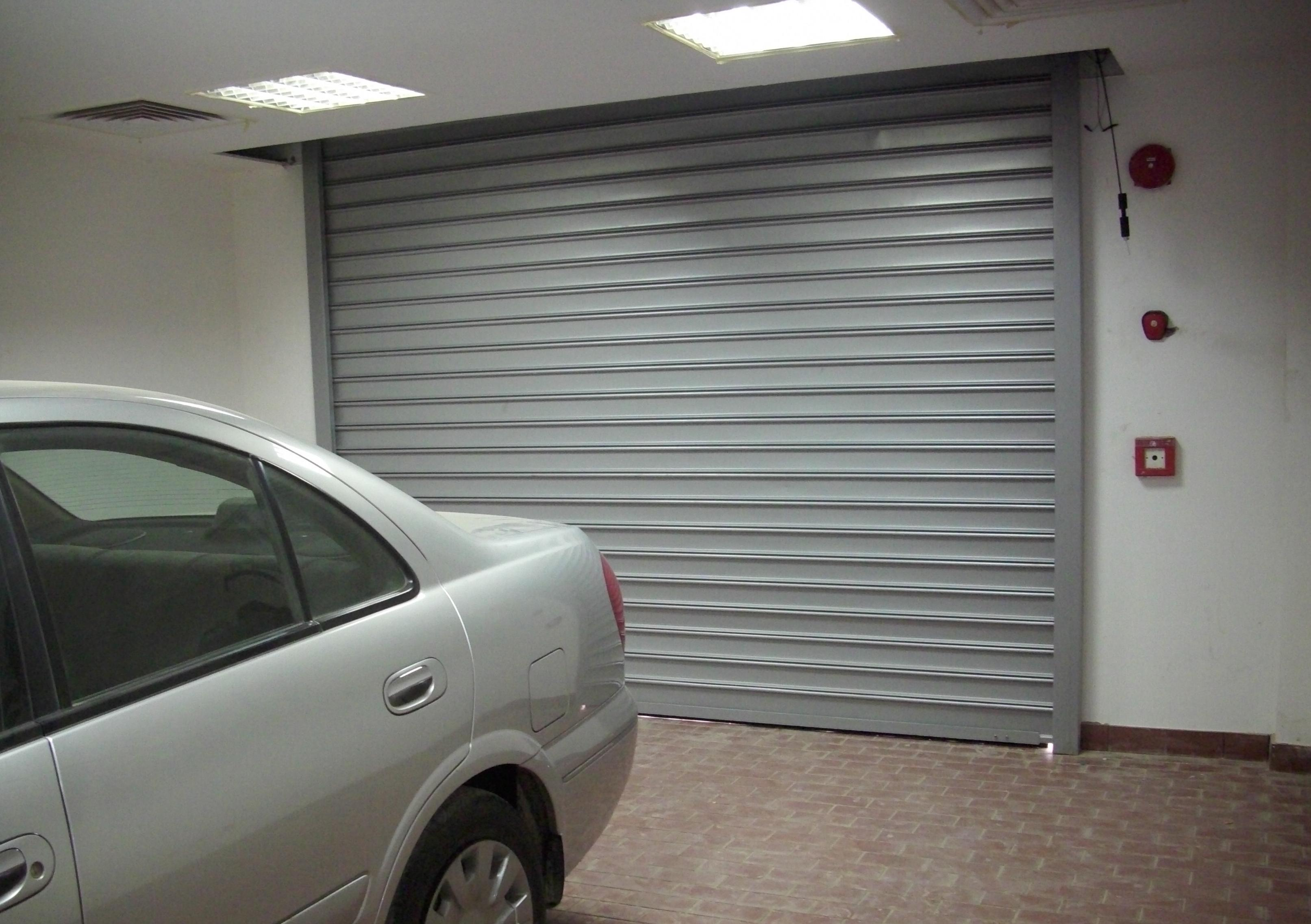 Garage Doors Roll Up Metal