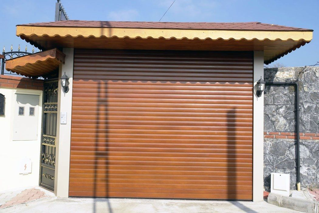 Insulated Garage Roll Up Doors