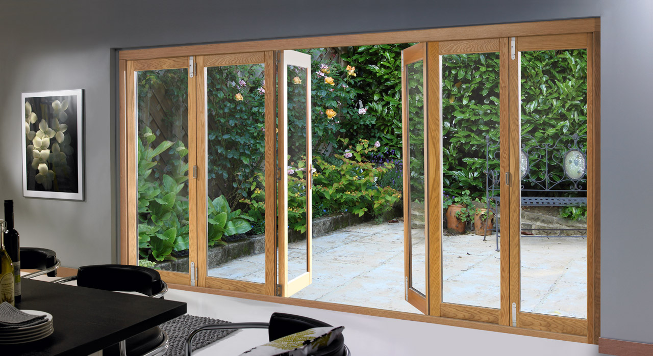 Internal Bi Folding Doors