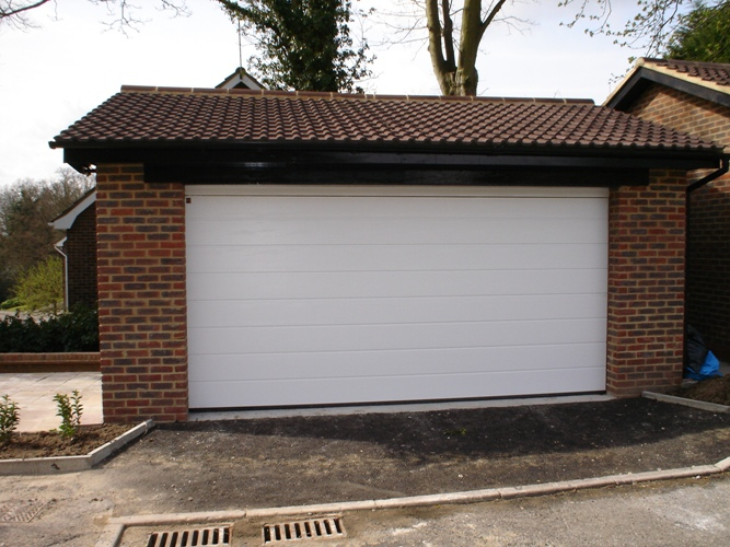 Roll Up Commercial Garage Doors
