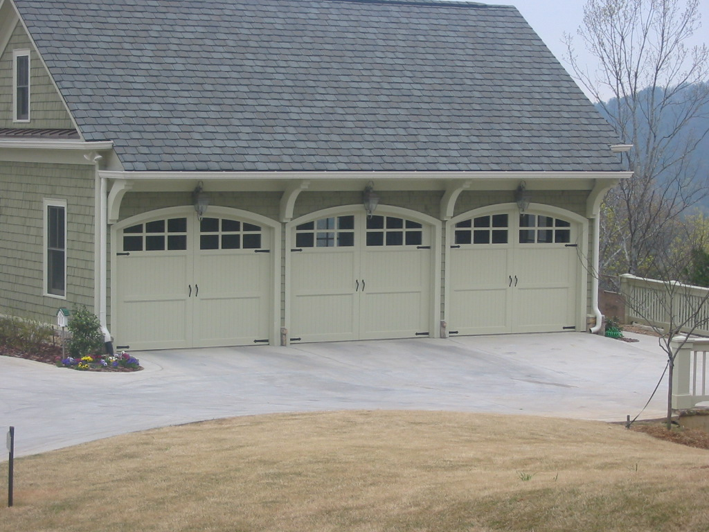 Roll Up Garage Doors Residential