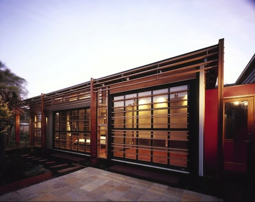 Roll Up Glass Garage Doors