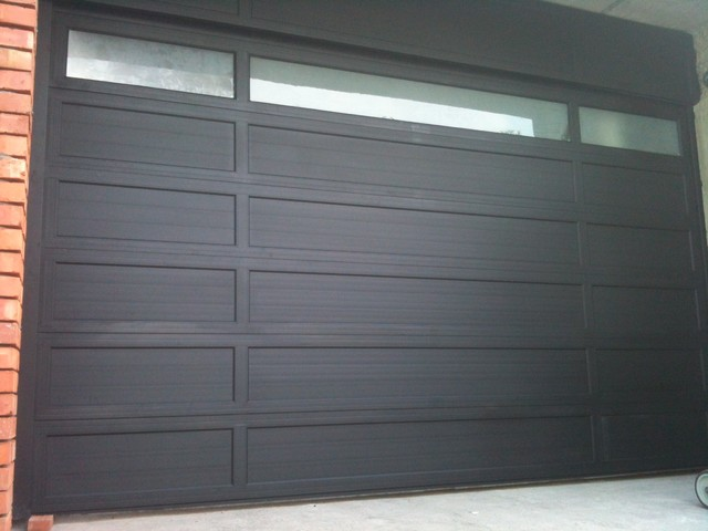 black cedar wood garage doors ideas modern design for residential garage doors
