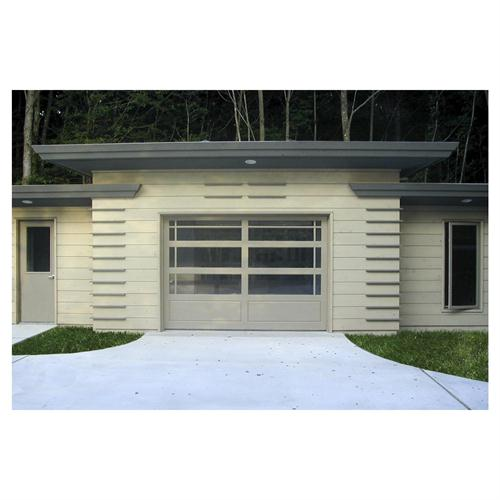 contemporary garage doors residential