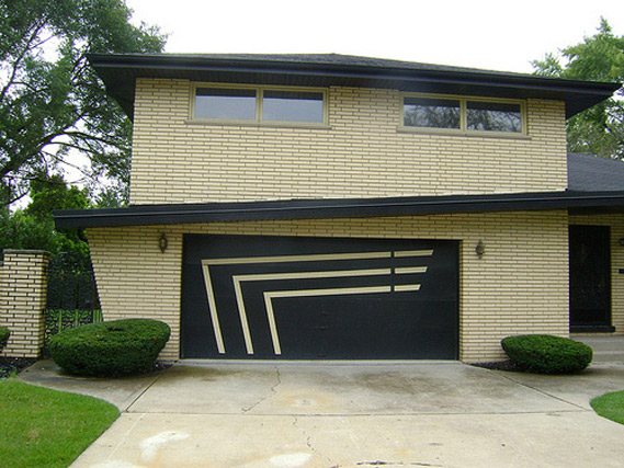: garage doors modern ideas contemporary wood look garage doors