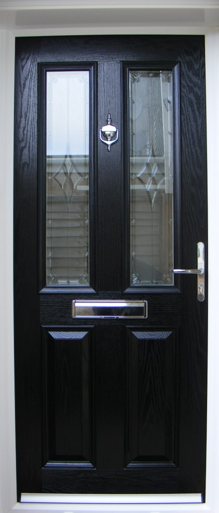 Contemporary Front Door Composite Design Ideas Black Front Door Colours