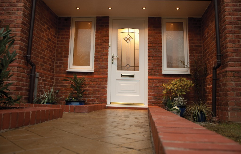 : Contemporary Front Door Composite Design Ideas Front Entry Doors