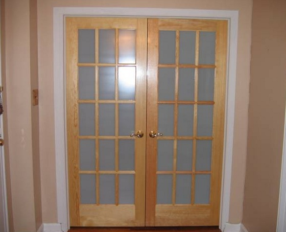: Custom French Doors Interior Fascinating Interior French Glass Doors