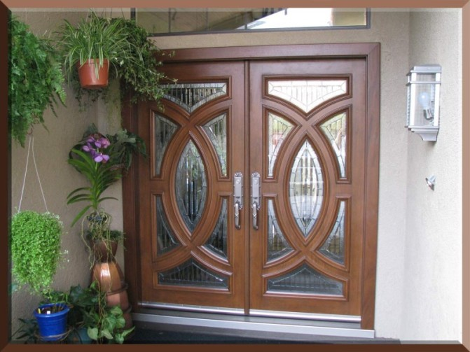 Fiberglass Entry Doors Breathtaking Double Front Entry Doors